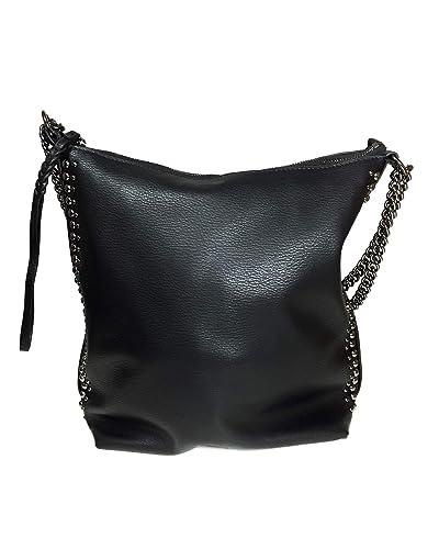 f4f303ac8e Zara Femme Sac seau à chaînes 5018/304: Amazon.fr: Chaussures et Sacs