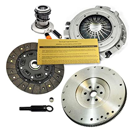 Amazon.com: EFT HD CLUTCH KIT+SLAVE+FLYWHEEL for 88-92 FORD RANGER S SPORT STX XLT 2.0L 2.3L: Automotive