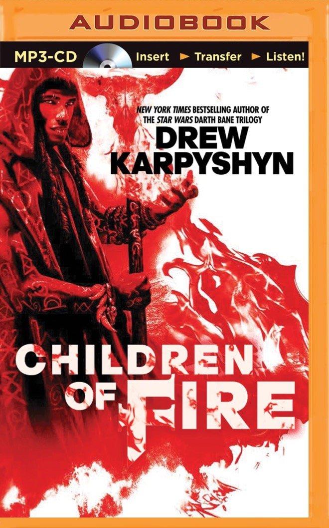 Children of Fire (The Chaos Born) PDF ePub fb2 ebook