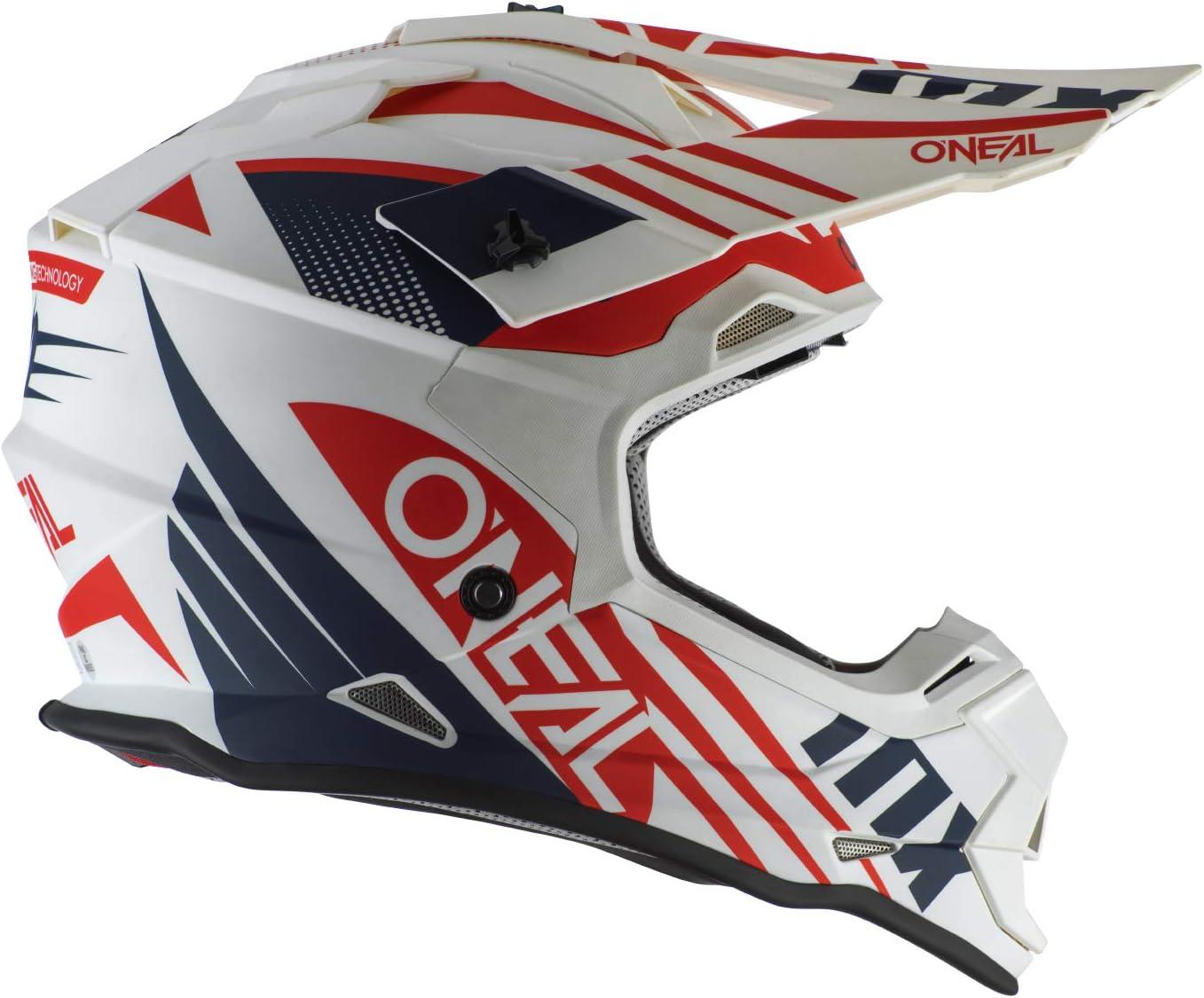 55//56cm 2SRS Helmet SPYDE 2.0 black//teal//red S