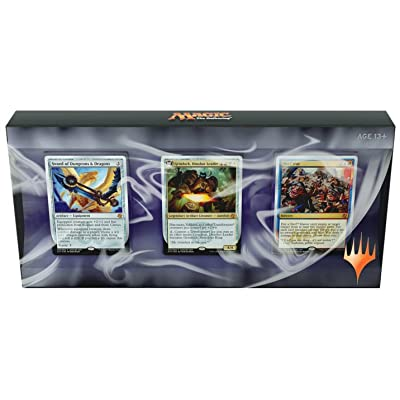 MAGIC The Gathering Exclusive Hascon 3 Card Set: Toys & Games