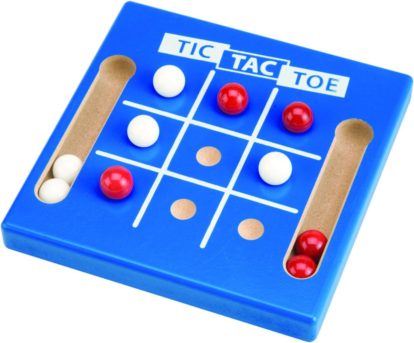 Tic Tac Toe Marble Game