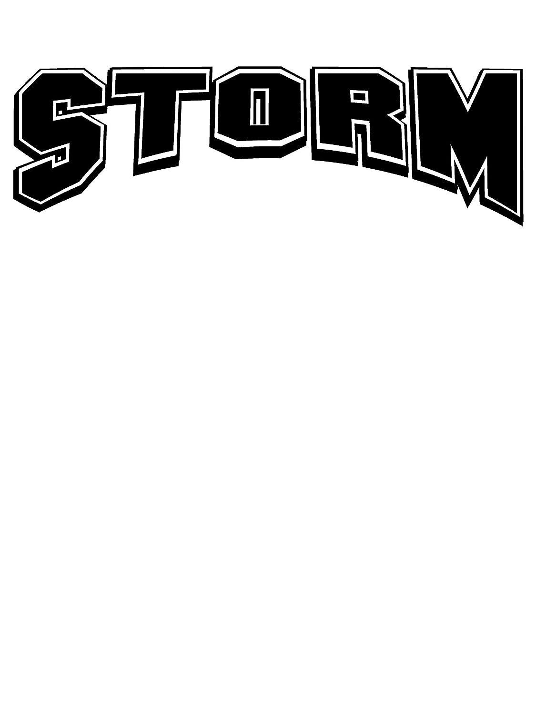 Official NCAA Lake Erie College Storm LEC-02 Mens//Womens Boyfriend Long Sleeve Tee