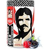 VINTAGE BUILD Post Workout BCAA, Creatine, L-Glutamine - The Essential 3-in-1 Muscle Building Recovery Powder for Men…