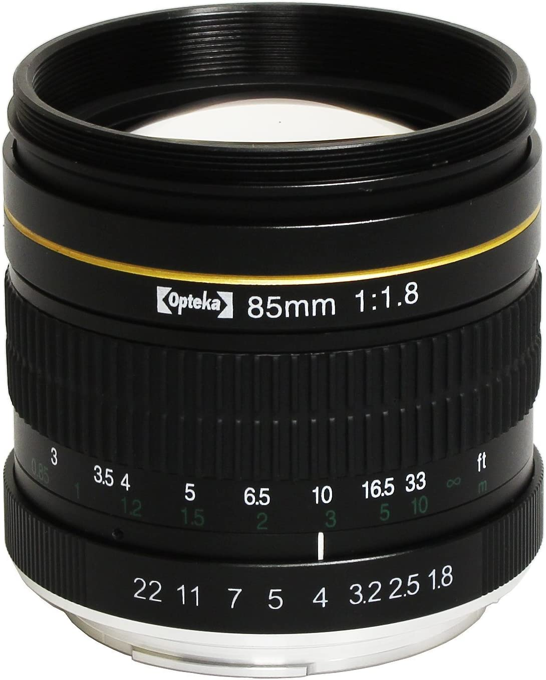 T6s T6i 50D T7i T5i T7s 60Da 7D Opteka 85mm f/1.8 Manual Focus ...