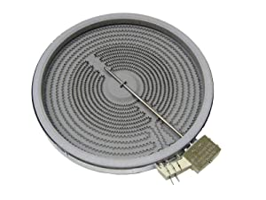 ClimaTek Upgraded Stove Range Radiant Heating Element Fits Whirlpool Jenn-Air PS11751668 W10173896