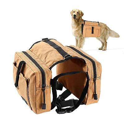 Fuaojia Dog Backpack