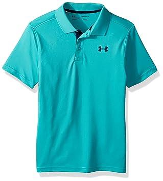 Under Armour Performance Polo Boy s Short-Sleeve Shirt  Amazon.co.uk ... e1e3c72e9b4f5