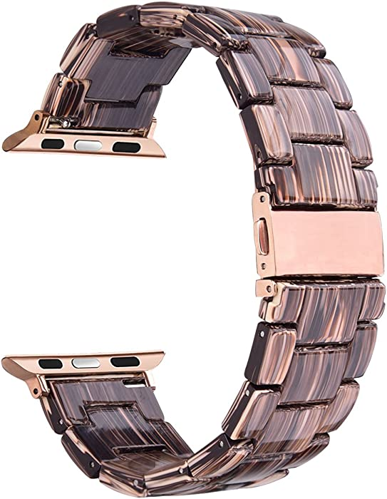 The Best  Wood Apple Watch Band