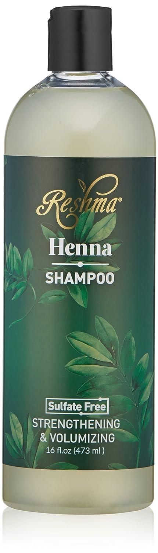 Reshma Beauty Henna Sulfate-Free Shampoo