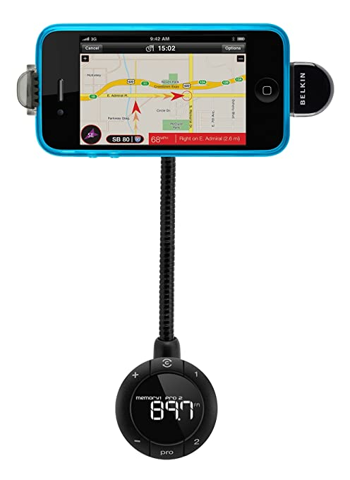 Amazon.com: Belkin tunebase FM6 con app: Electronics