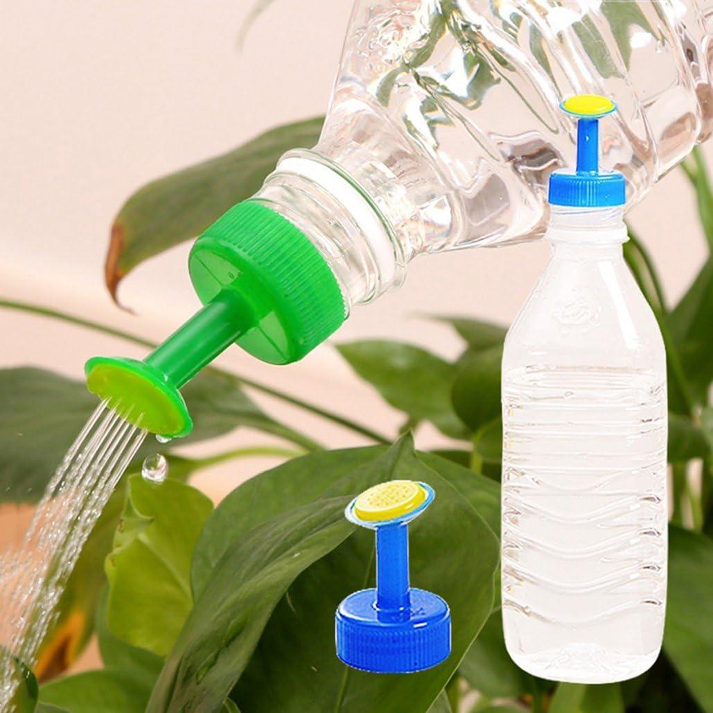 5pcs bottle cap sprinkler watering nozzle sprinkler head watering mist nozz TBO