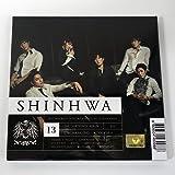 SHINHWA - SHINHWA 13th Unchanging - Touch (Vol.13) Photobook+Photocard [韓国盤]