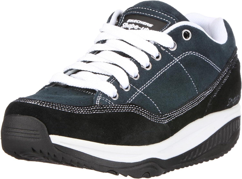 Skechers Shape-ups XT Biathlon Shape Ups XT Biathlon - Zapatillas de Ante para Hombre, Color Azul, Talla 41.5: Amazon.es: Zapatos y complementos