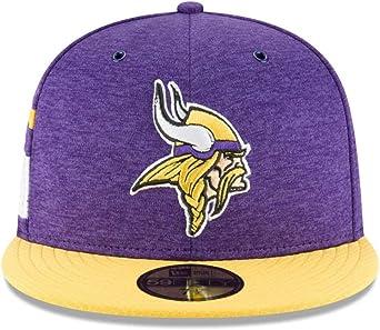 New Era LP 59Fifty Cap Sideline Away Minnesota Vikings