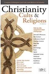 Christianity, Cults & Religions: A Side By Side Comparison Chart of 20 Cults, Religions, and World Views Kindle Edition