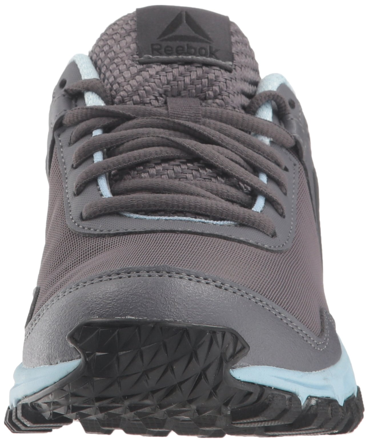 Reebok Women's Ridgerider Trail 3.0 Walking Shoe, ash Grey/Dreamy Blue/blac, 7.5 M US by Reebok (Image #4)