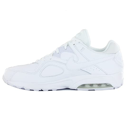 online store a0e59 e38cd ... Nike Air Max Go Strong LTR White Mens Trainers Size 8 UK Amazon .. ...