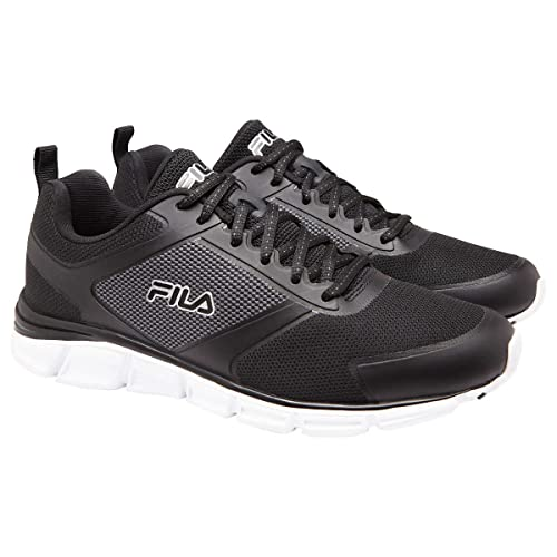 f57c18f4c Fila Men s Memory Foam SteelSprint Athletic Shoes (10.5