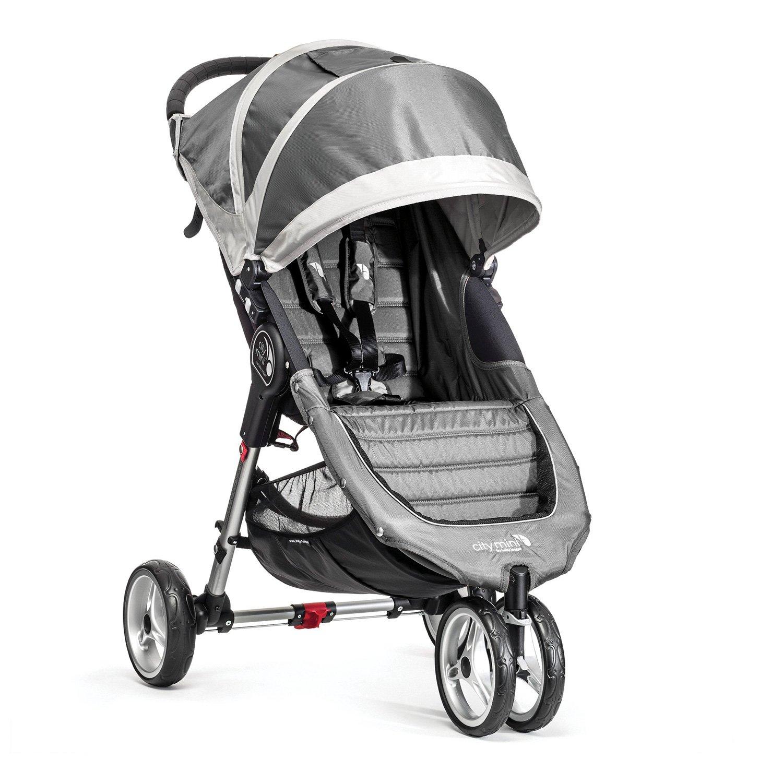 Baby Jogger BJ0156288205 Passeggino City Mini 3 Steel Gray product image