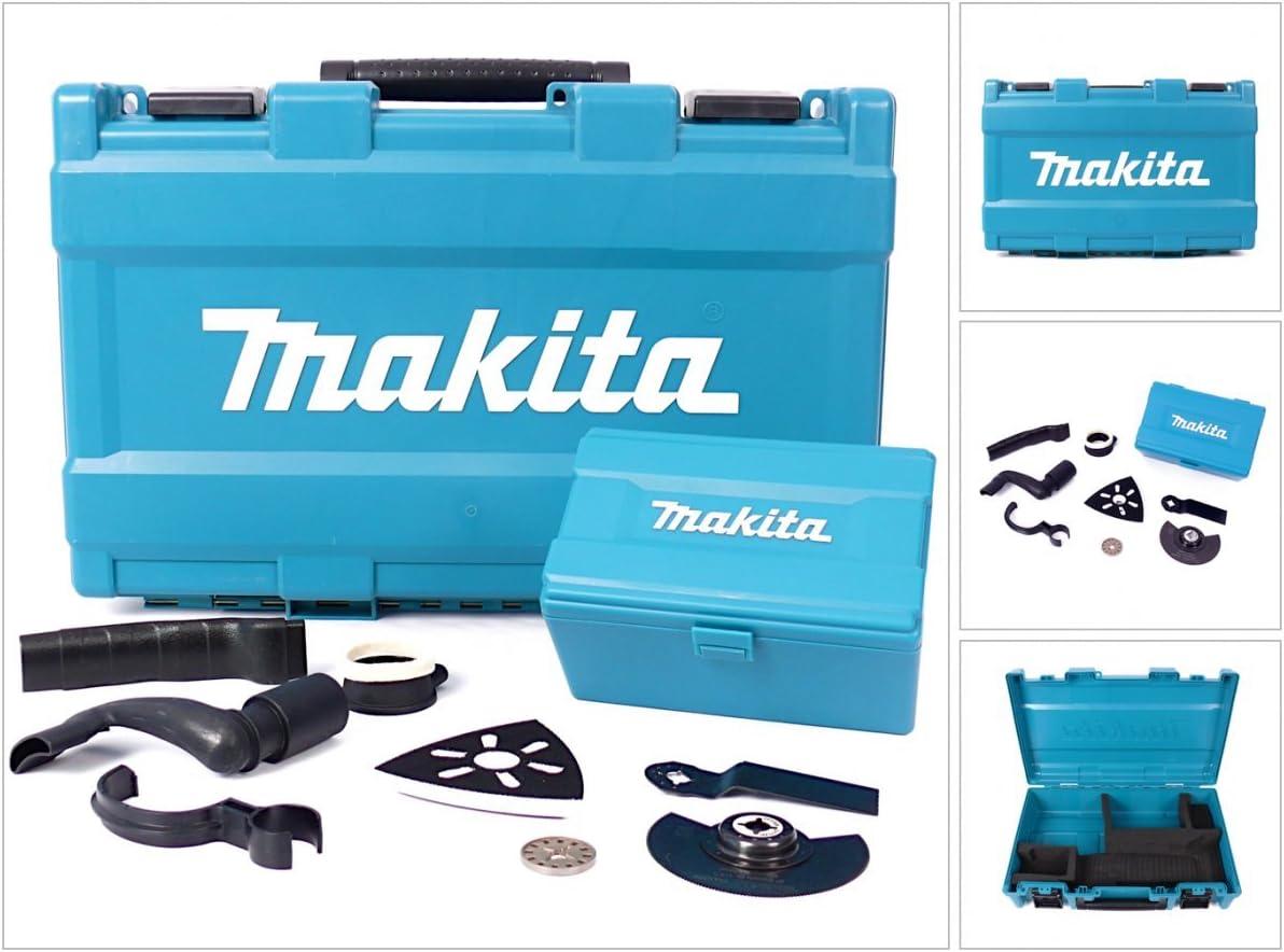 Makita - Caja de herramientas (incluye 8 herramientas para BTM 40 y BTM 50): Amazon.es: Bricolaje y herramientas