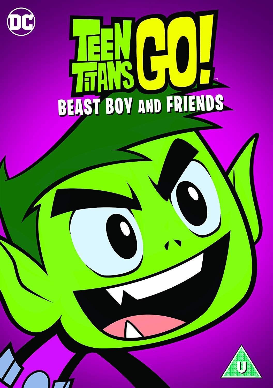 Teen Titans Go Beast Boy And Friends Dvd 2018 Amazon