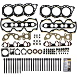 ECCPP Head Gasket Set with Bolts fit for 1996-2004 for Infiniti for Nissan Frontier Pathfinder 3.3 VG33E Engine Head…