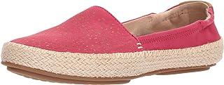 Sperry Top-Sider Women's Sunset Ella Nubuck Moccasin, Bright Pink, 9.5 Medium US