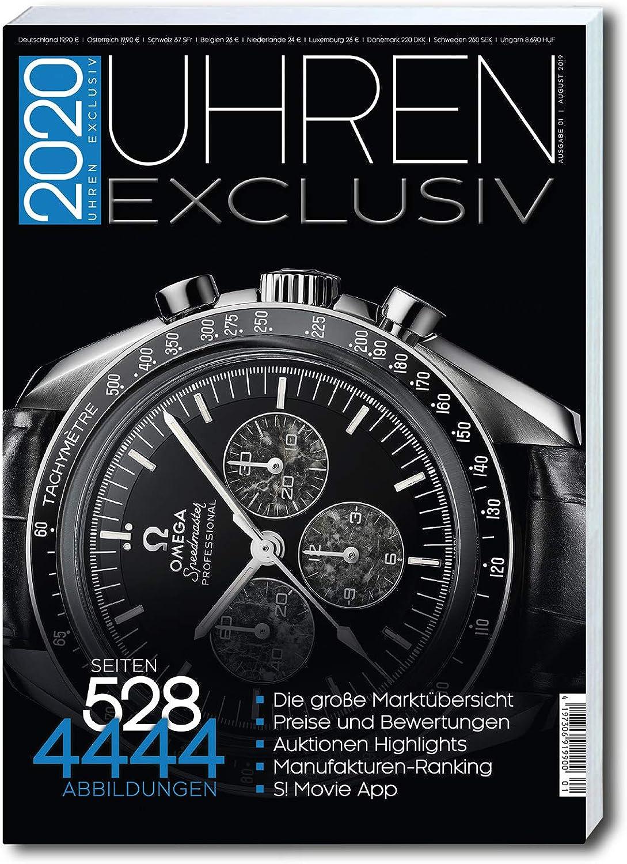 Relojes Exclusiv Relojes catálogo Edición 2020: Amazon.es: Relojes