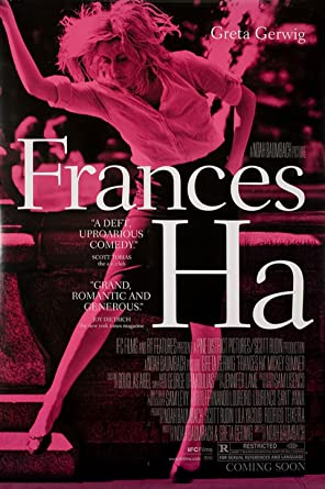 Image result for frances ha poster