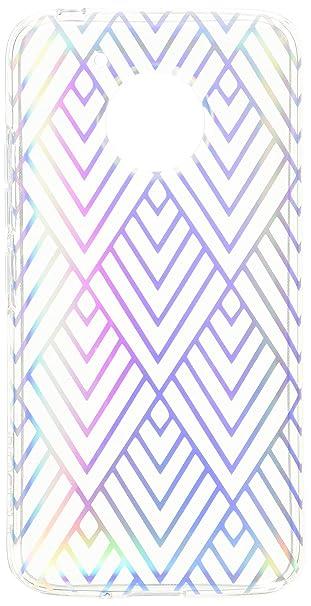 online store 57bc3 7390f Incipio Hologram Prism Motorola Moto E4 Case [Design Series Classic] for  Motorola Moto E4 - Hologram Prism