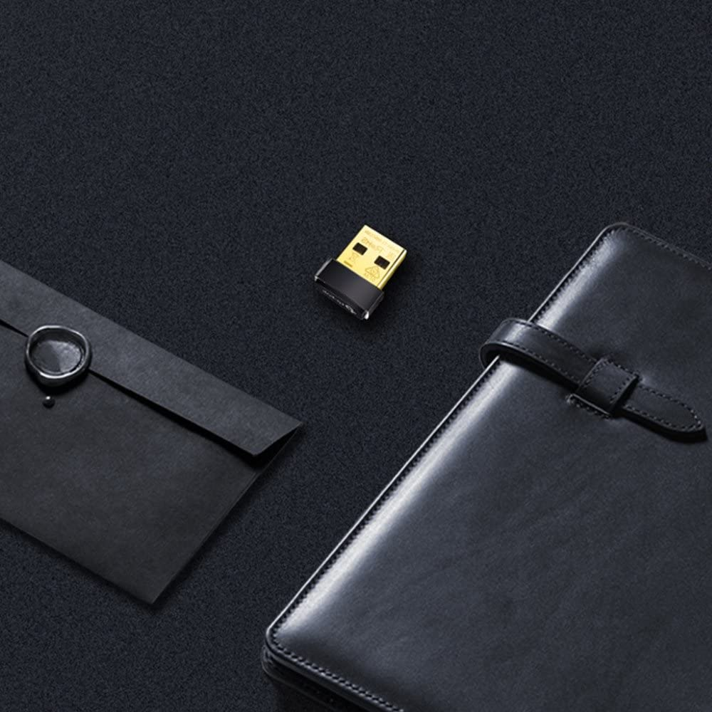 TP-Link TL-WN725N Adaptador WiFi USB inalámbrico Con Raspberry Pi