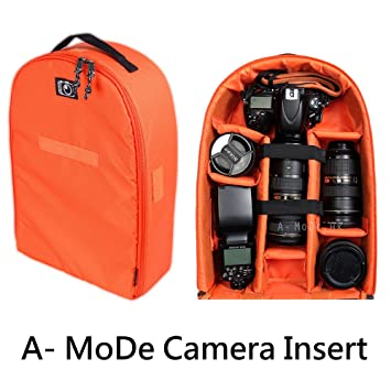 Amazon.com : Camera Insert Luggage waterproof shockproof partition ...