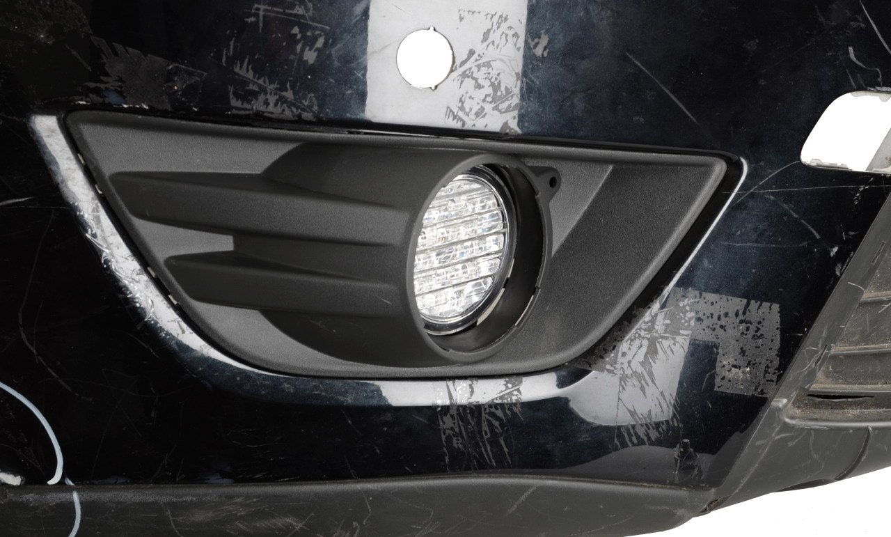 Fahrzeugspezifisches LED-Tagfahrlicht-Set ECE /& RL Pr/üfzeichen 2008-2013 OHNE Dimmfunktion inkl T/ÜV Eintragungsfrei.