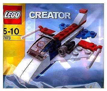 LEGO Creator: Avión Establecer 7873 (Bolsas): Amazon.es ...