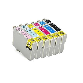 a6d732cb4e Amazon   エプソン IC50 互換インクカートリッジ 6色セット ...