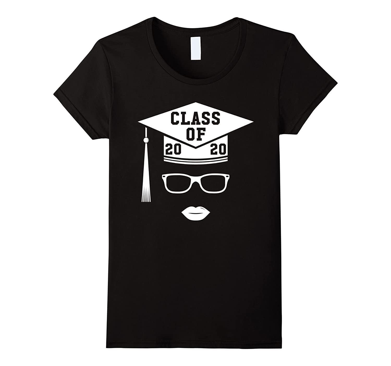Class Of 2020 Graduation Girl – School Graduate T-Shirt-Teevkd