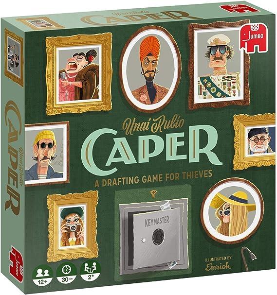 Jumbo 19737 Capers Game
