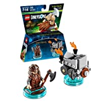 LEGO Dimensions Fun Pack Lord of the Rings Gimli - Lord of the Rings Gimli Edition