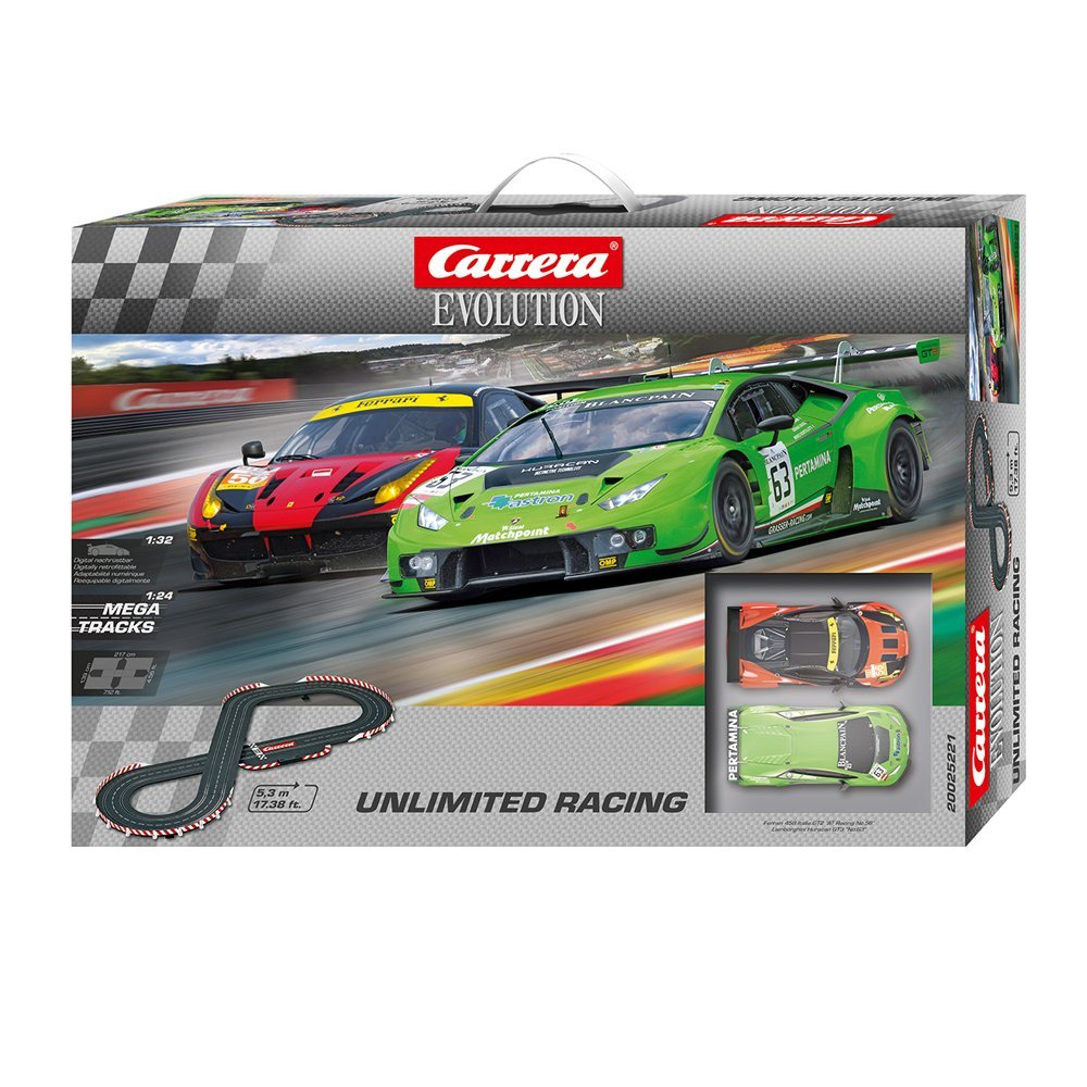 Carrera Evolution 25221 Unlimited Racing by Carrera (Image #1)