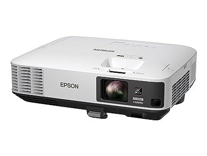Epson PowerLite 2165W Video - Proyector (5500 lúmenes ANSI, 3LCD ...