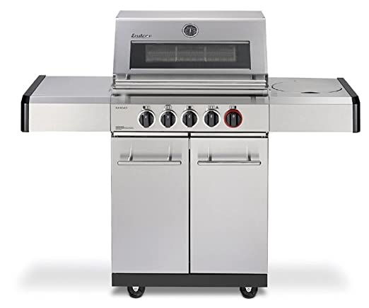 Enders Gasgrill Kansas Pro 3 Sik Turbo : Enders kansas pro sik turbo bbq gasgrill infrarot edelstahl