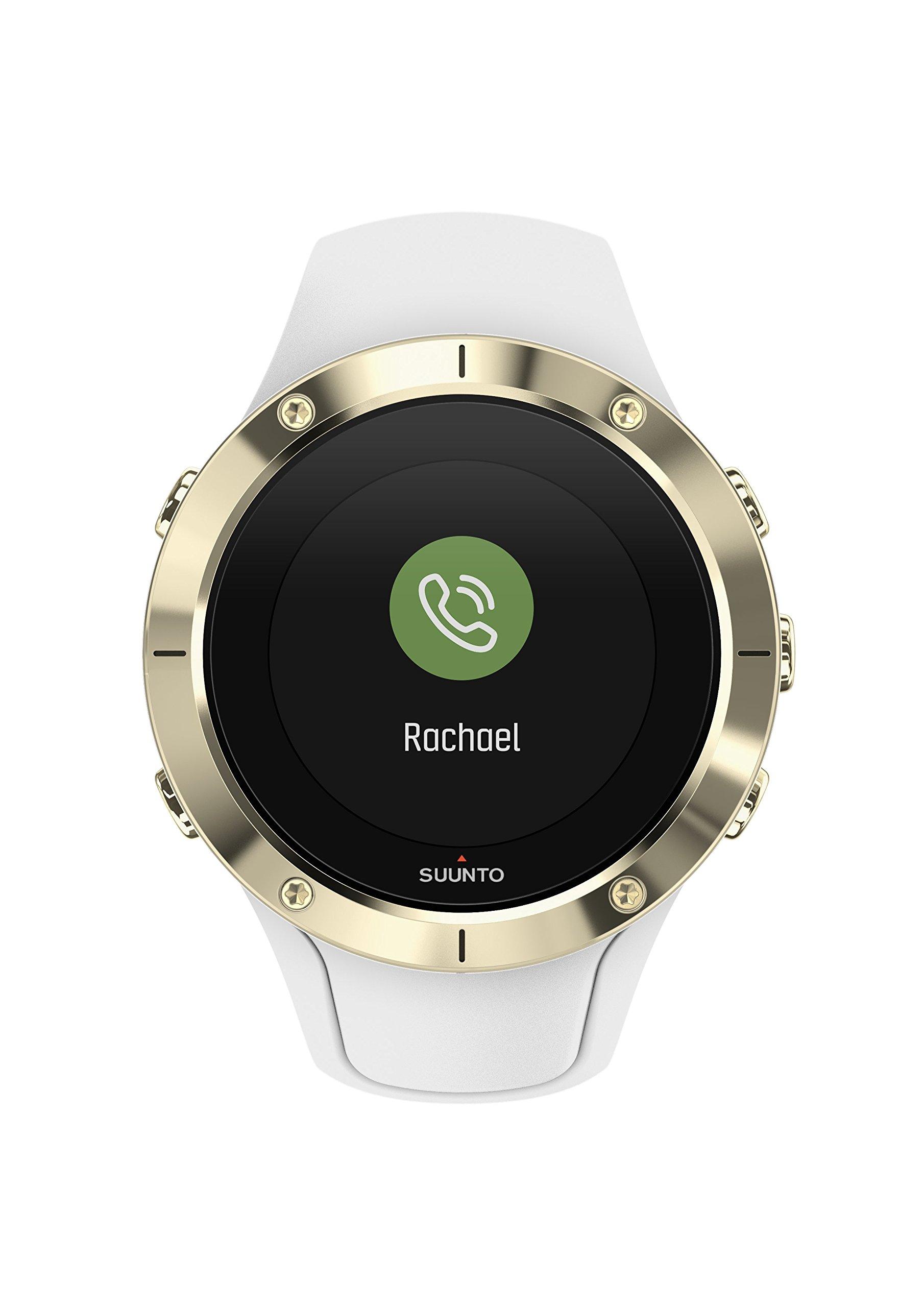 Suunto Spartan Trainer Wrist HR Multisport GPS Watch (Gold) by Suunto (Image #11)