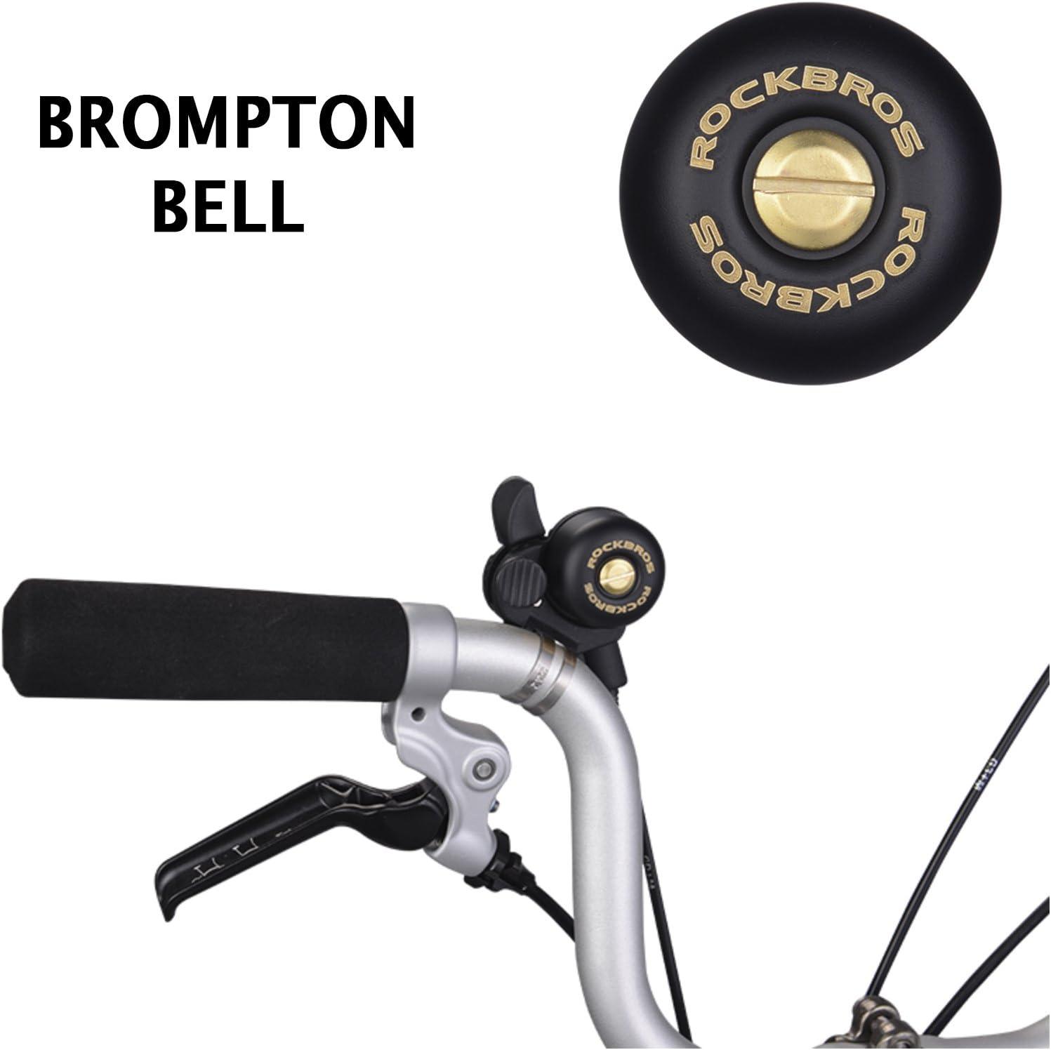 ROCKBROS Brompton – Bell Acero Cobre Personalizado Accesorios ...