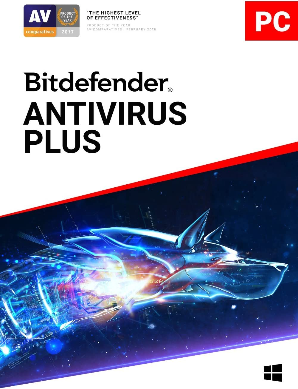 برنامج Bitdefender Antivirus: