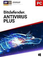 Bitdefender Antivirus Plus - 1 Device | 1 year Subscription |