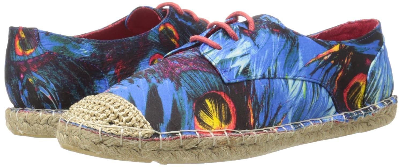 C LABEL 6 Women's Adler-7 Sneaker B00OHWVK6U 6 LABEL B(M) US|Blue f818b3
