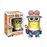 Funko - Cattivissimo Me 3 3 3 - Pop Vinyl Figure 419 Tourist Jerry, 15075