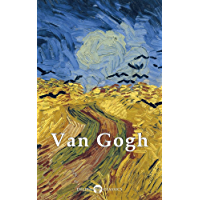 Delphi Complete Works of Vincent van Gogh (Illustrated) (Masters of Art Book 3) book cover