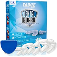 6-Pack Tadge Goods Night Mouth Guard for Grinding Teeth